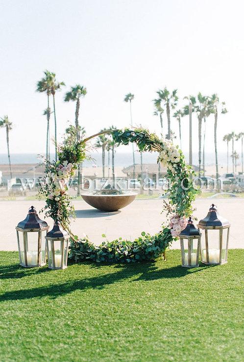 Yuvarlak düğün tagı kiralama