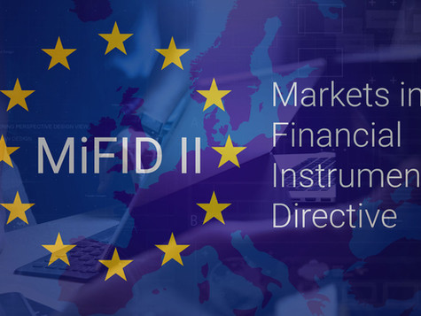 MiFID II More Challenging than Brexit
