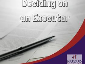 Deciding on an Executor.