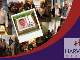 A great time was had by all at Harvard Wealth's 8th Anniversary Celebrations & Public Semina