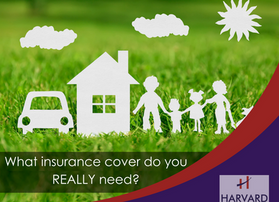 What Insurance Cover do you REALLY need?