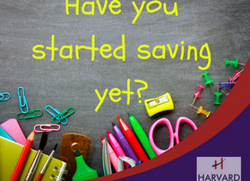 Have you started saving for your child's education?