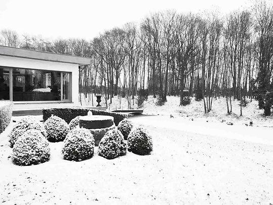 Vakantiehuis René winter