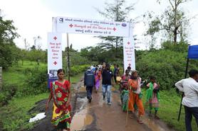 Health Check-Up Camp Lead By Gajera Trust and Laxmi Diamond Pvt. Ltd