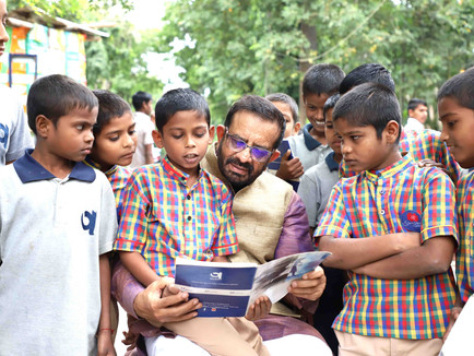 Vatsalyadham-An initiative for Education