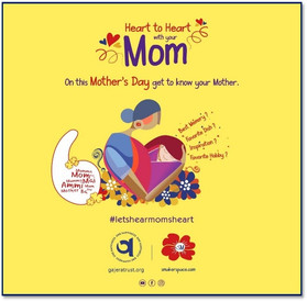 Heart to Heart With Your Mom