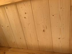 Dřevěné stropy