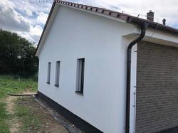 RD KŘENICE - FASÁDA