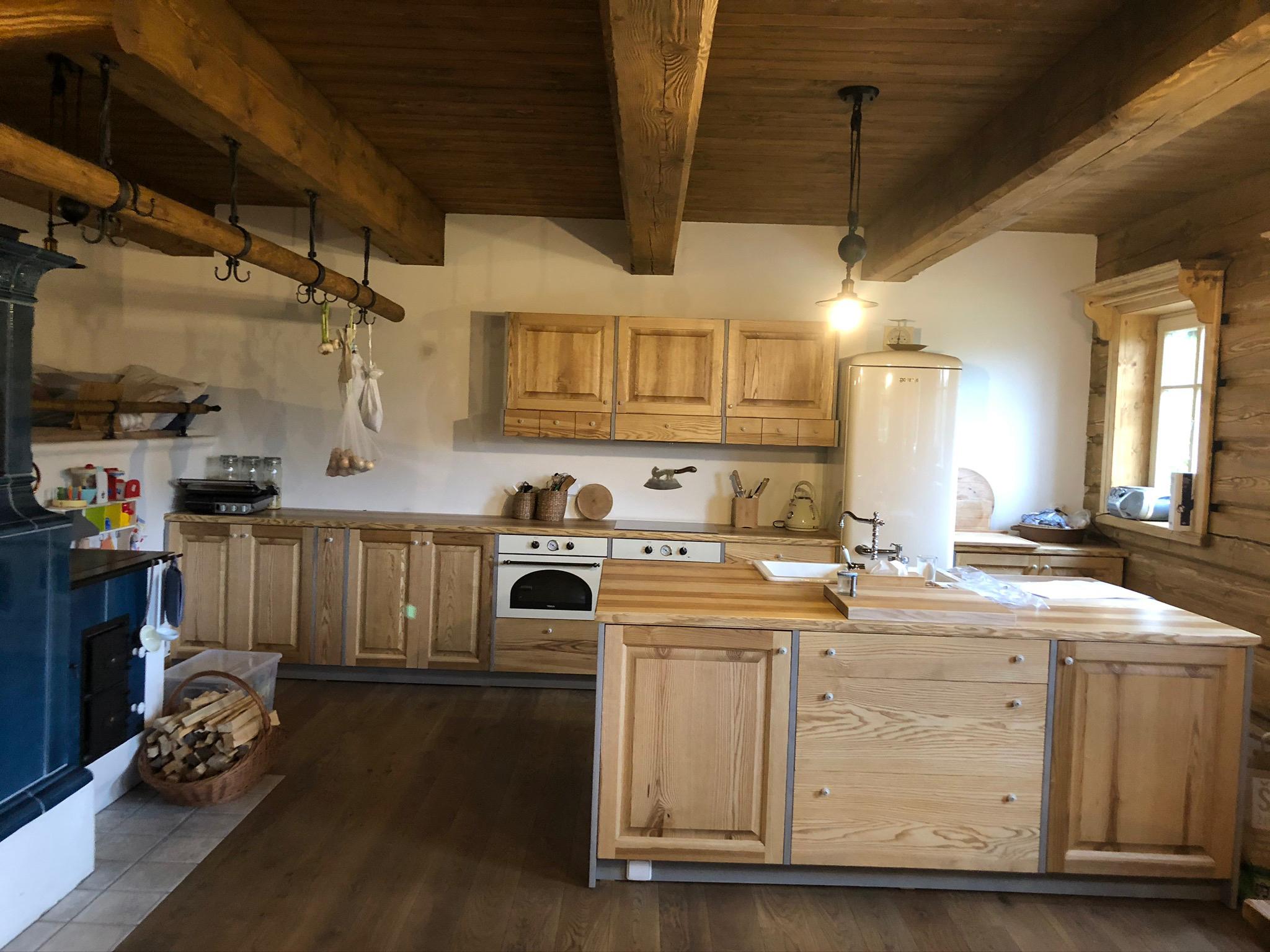 Kuchyň - interiér