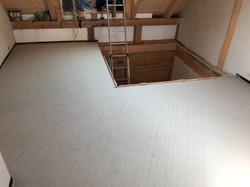 Anhydritový podlahový potěr (Litý potěr, anhydrit)