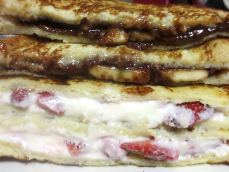 Warm, Comforting Stuffed French Toast 2 Ways