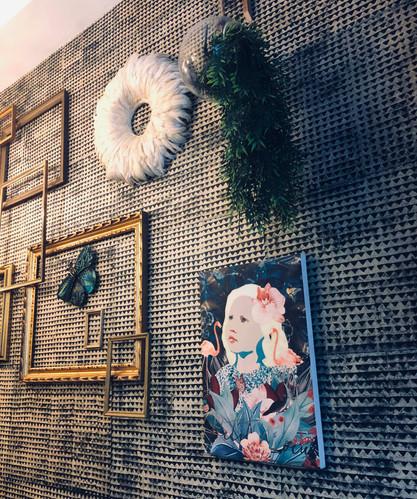 Décoration I Hôtel Acanthe I Hôtel plein centre à Nice