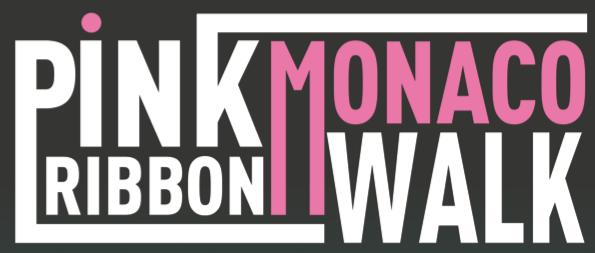 Logo pour Pink Ribbon Monaco