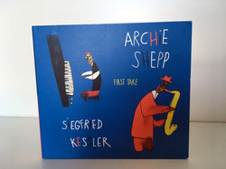 ARCHIE SHEPP - FIRST TAKE - 2003
