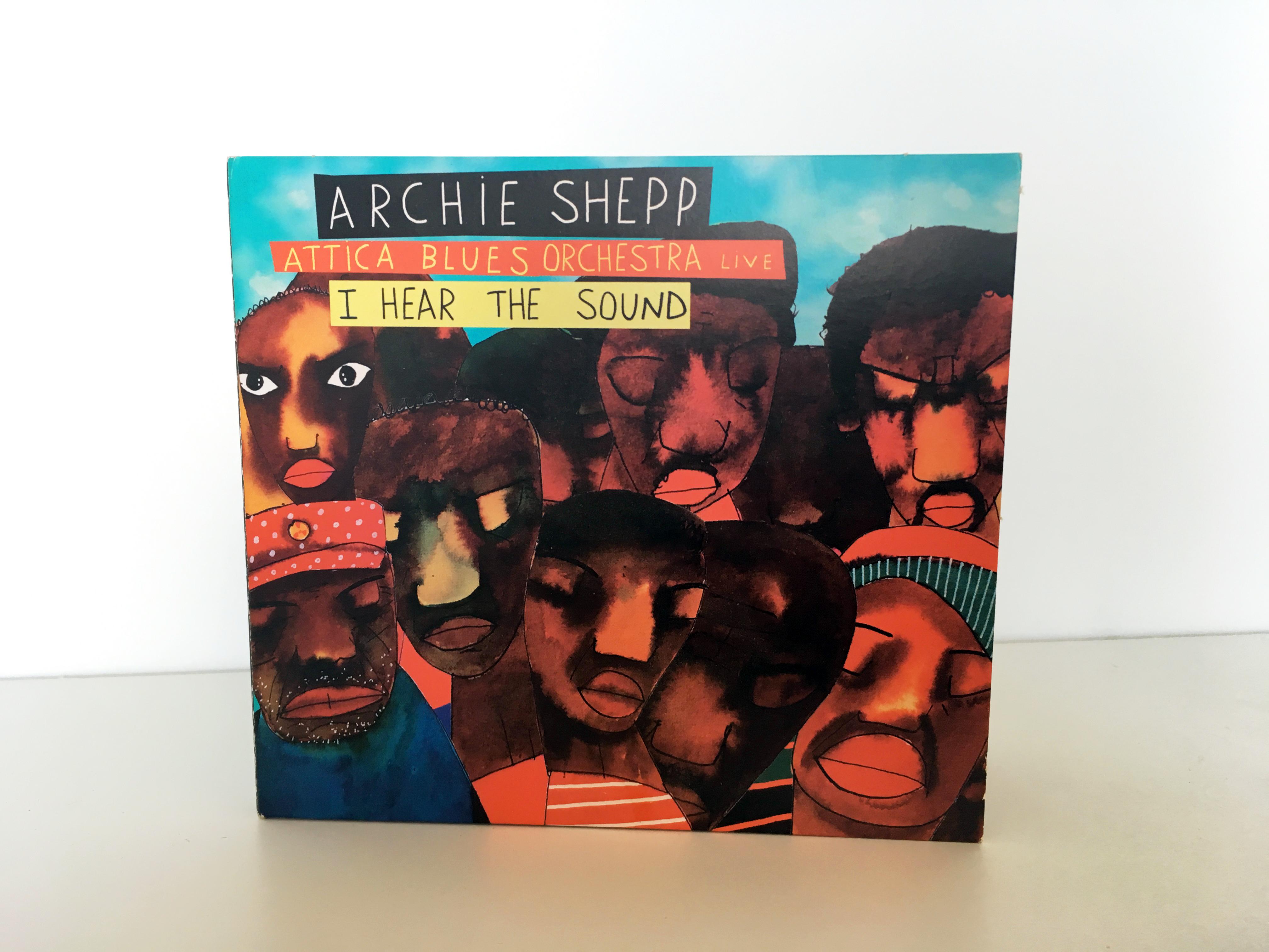 ARCHIE SHEPP-ATTICA BLUES 2013
