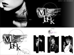 Logo en situation - Mic and Jack