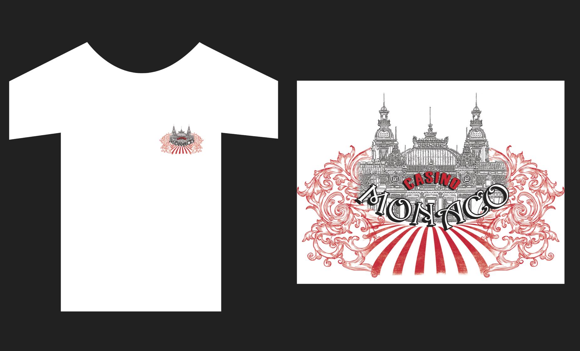 Création logo pour Casino de Monaco