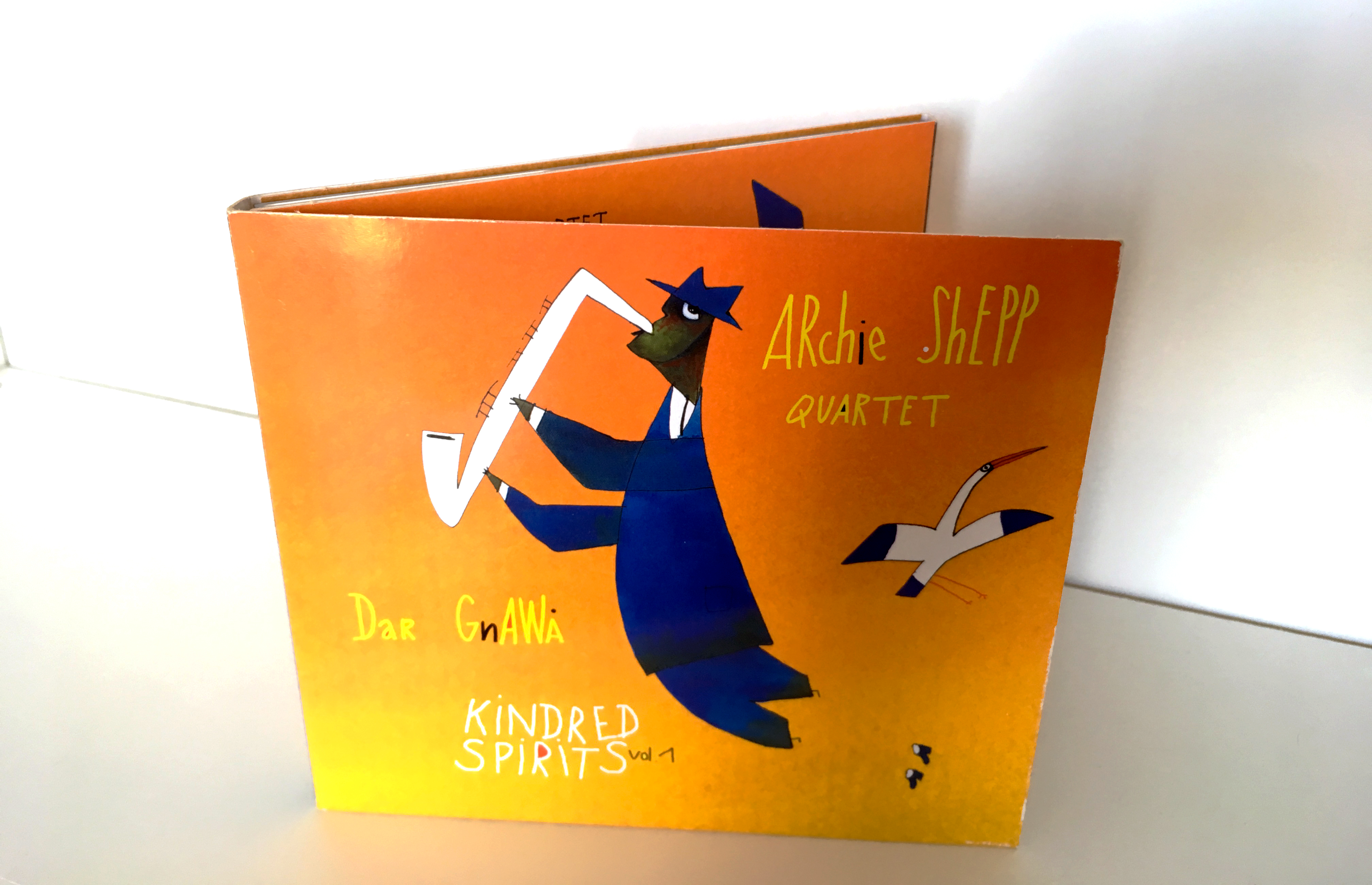 ARCHIE SHEPP- KINDRED SPIRIT - 2005