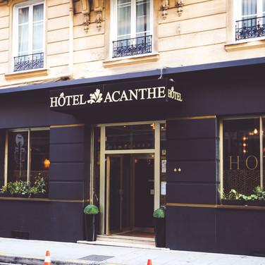 Hôtel Acanthe I Nice