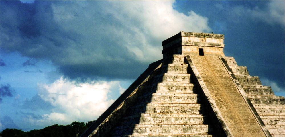 CHITZEN ITZA - YUCATAN - MEXIQUE