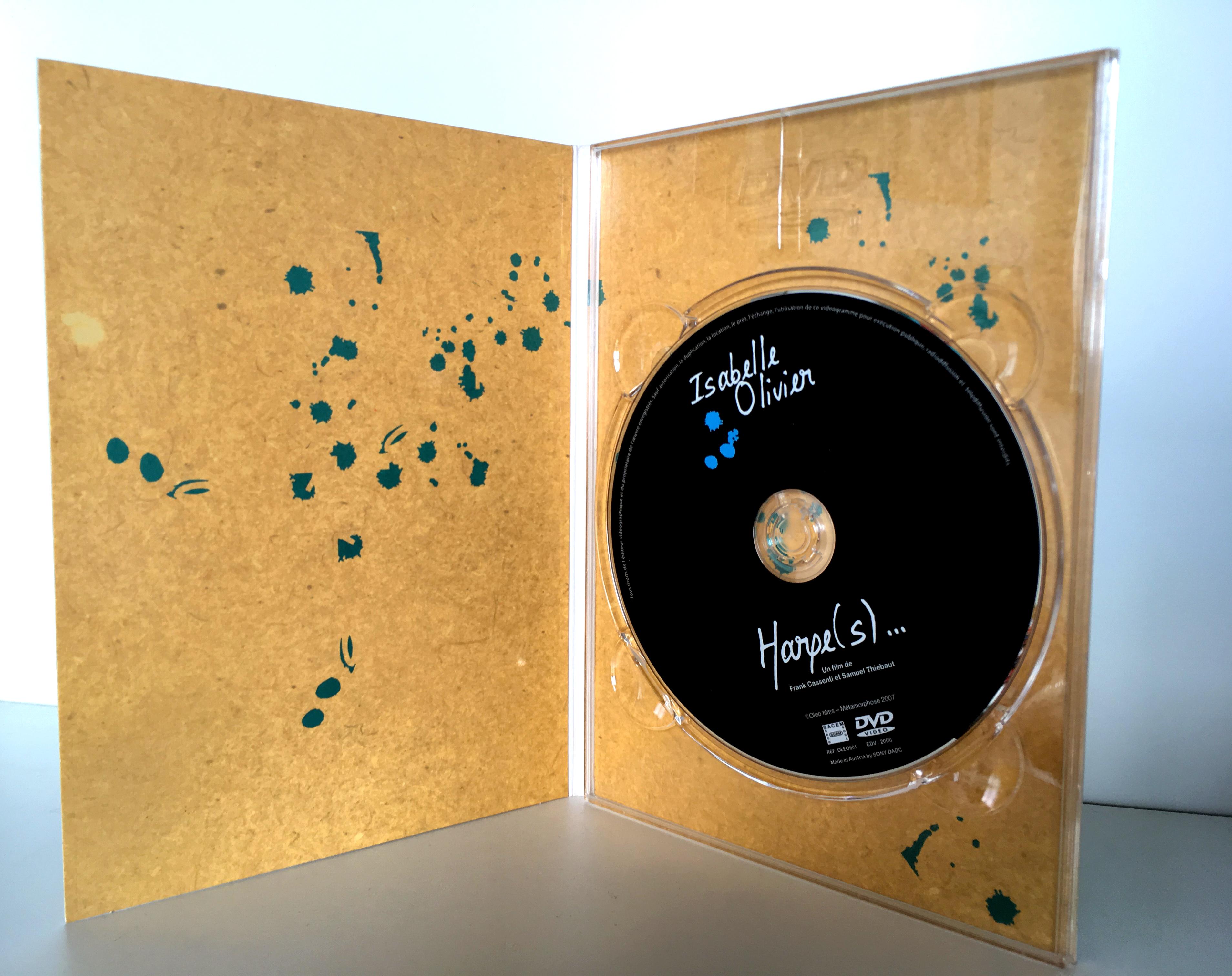 DVD ISABELLE OLIVIER - 2007