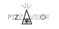"""Logo pour la société """"Pizzavisor"""""""