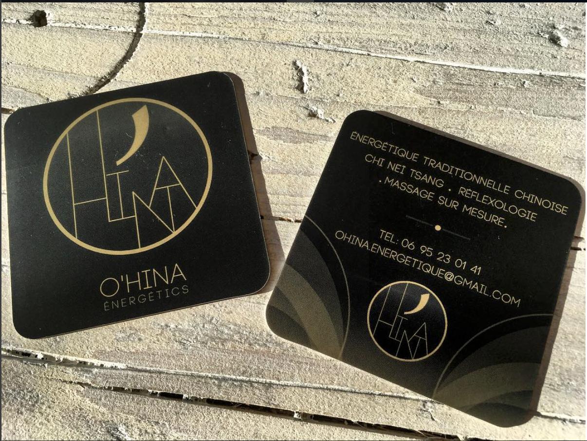 Carte  O'hina