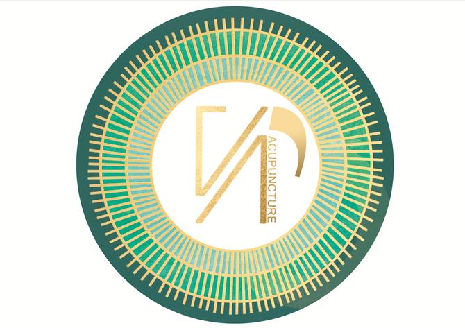 Identité graphique et logo pour Cabinet d'acupuncture