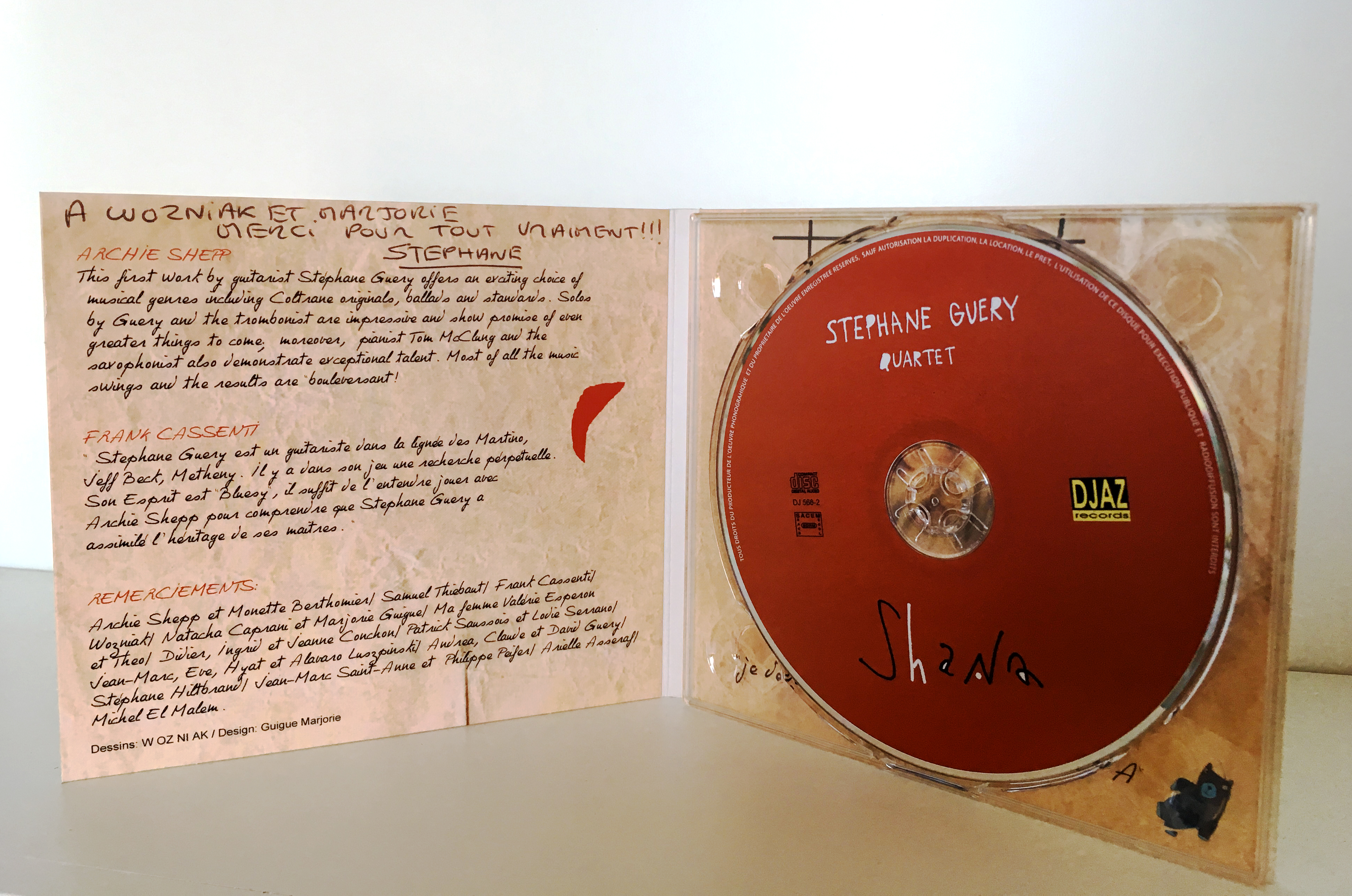 STÉPHANE GUERRY - 2005
