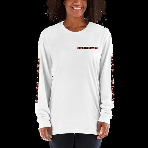 """""""Kodai kōkoku o motarasu"""" LostDrake Long sleeve t-shirt"""
