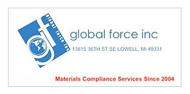 Global Force Compliance Card Size Banner