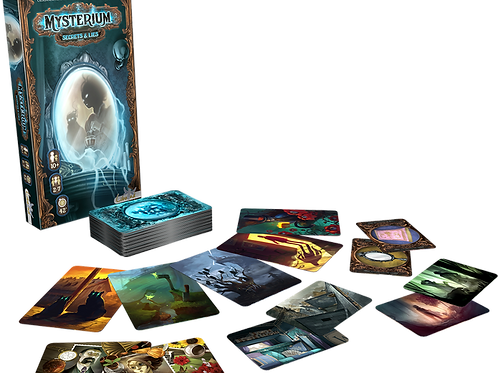 Mysterium : Secrets and Lies Expansion Pack