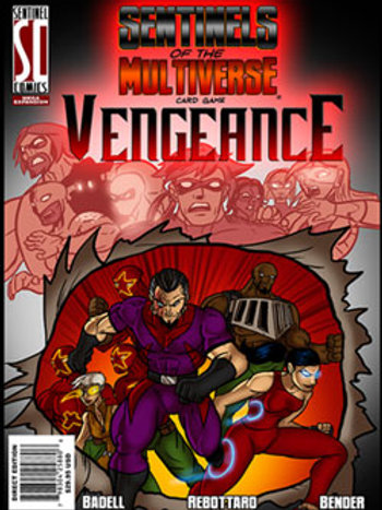 Sentinels of the Multiverse: Vengeance expansion