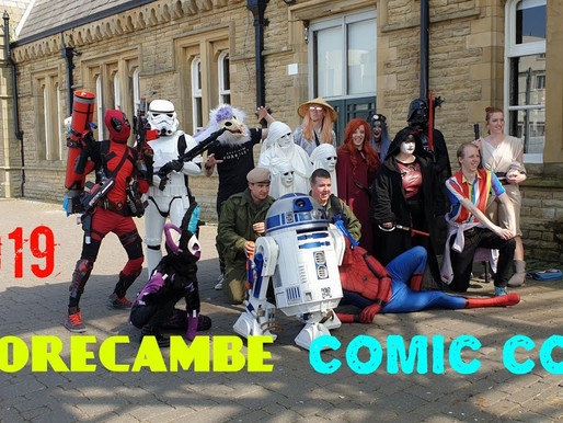 Morecambe Comic-Con