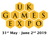 We're coming to the UK Games Expo!