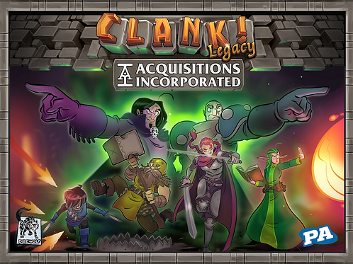 Clank! Legacy: Acquisition Incorporated