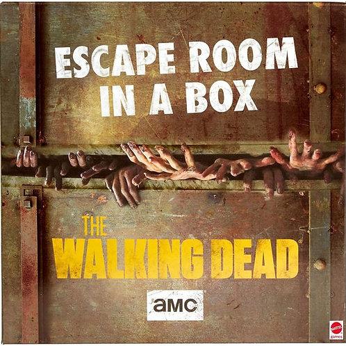 The Walking Dead - Escape room in a box
