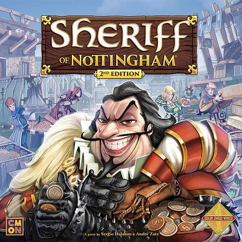 Sheriff of Nottingham - second edition
