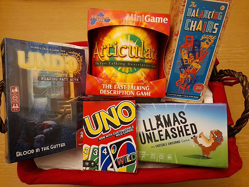Great Games Variety Gift Box