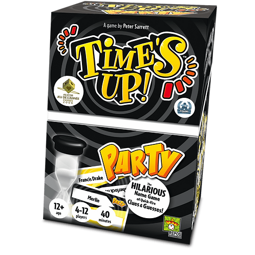 Times Up! Party (UK Edition)