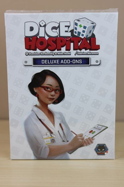 Dice Hospital Deluxe Add On Expansion