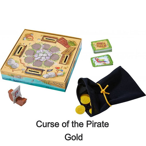 Curse of the Pirate Gold