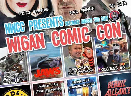 Wigan Comic-Con 2019