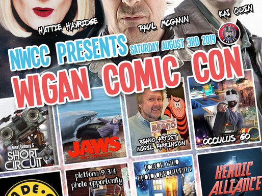 Wigan Comic-Con 2019
