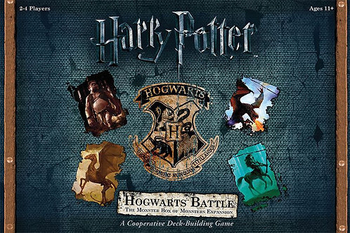 Harry Potter Hogwarts Battle: The Monster box of Monsters