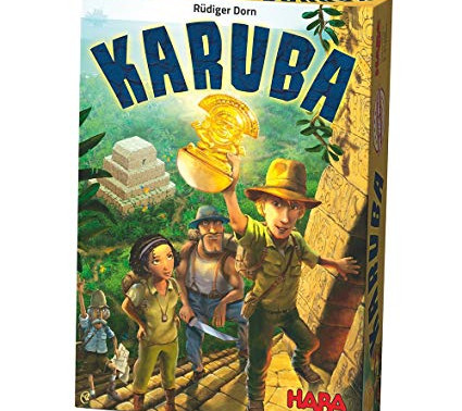 Karuba - Exploring the depths of the jungle like your favorite fedora clad archaeologist.
