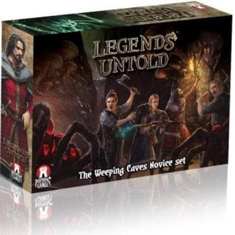 Legends Untold: Weeping Caves Novice set