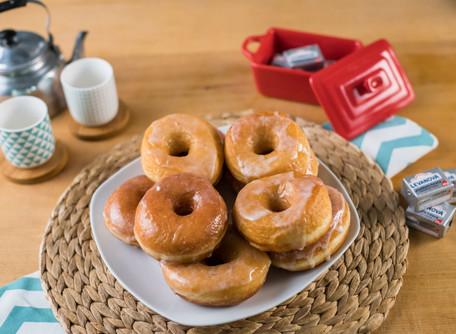 Receta de donuts/berlinas