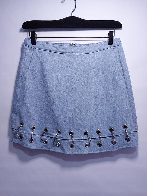 Mini falda aros