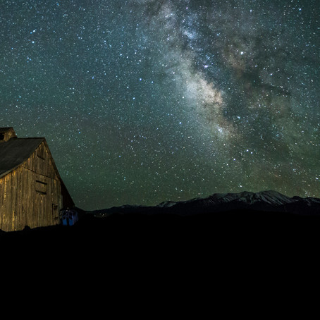 3 Places to Stargaze in Colorado